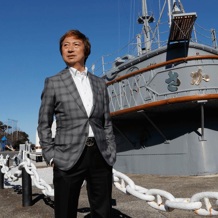 ジャストビューティ株式会社 代表取締役 松尾 純一